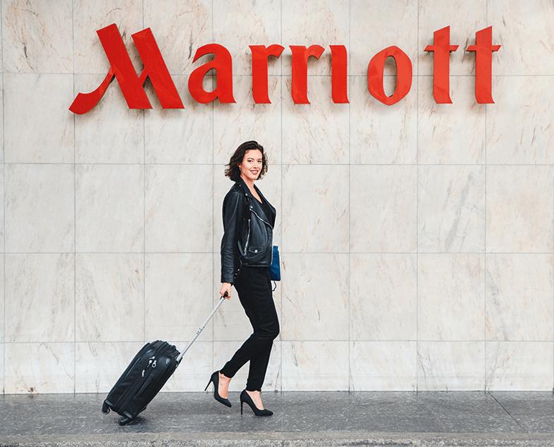 Będąc członkiem Marriott Rewards możesz więcej